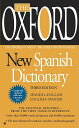 The Oxford New Spanish Dictionary: Spanish-English/English-Spanish; Espanol-Ingles/Ingles-Espanol SPA-OXFORD NEW SPANISH DICT-..