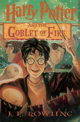 Harry Potter and the Goblet of Fire HARRY POTTER & THE GOBLET OF F (Harry Potter) [ J. K. Rowling ]