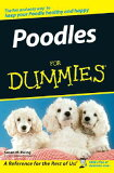 【】Poodles for Dummies[洋書]