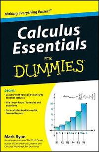 Calculus_Essentials_for_Dummie