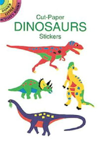 CUT��PAPER_DINOSAURS_STICKERS