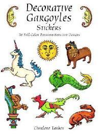 DECORATIVE_GARGOYLES_STICKERS��