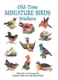 OLD��TIME_MINIATURE_BIRDS_STICK