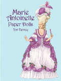 MARIE ANTOINETTE PAPER DOLLS(P) [ TOM TIERNEY ]