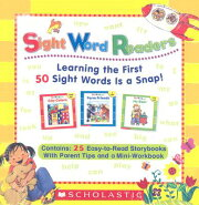 【29位】SIGHT WORD READERS BOXED SET