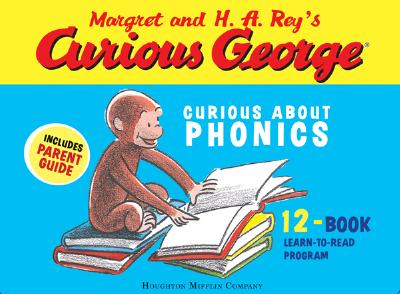 Curious George Curious about Phonics 12-Book Set CURIOUS GEORGE CURIOUS ABT PHO (Curious George) [ H. A. Rey ]