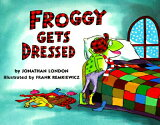 Froggy Gets Dressed Board Book[洋書]