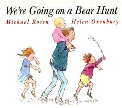 We're Going on a Bear Hunt WERE GOING ON A BEAR HUNT-BOAR (Classic Board Book) [ Helen Oxenbury ]