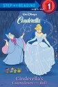 Cinderella 039 s Countdown to the Ball CINDERELLAS COUNTDOWN TO THE B (Step Into Reading) Random House Disney