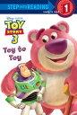 Toy to Toy (Disney/Pixar Toy Story 3) TOY TO TOY (DISNEY/PIXAR TOY S (Step Into Reading - Level 1 - Quality) Tennant Redbank