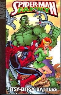 Spider-Man_Family��_Itsy-Bitsy