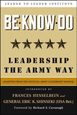 Be-Know-Do: Leadership the Army Way