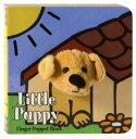 LITTLE PUPPY FINGER PUPPET BOOK(BB) [ KLAARTJE VAN DER PUT ]