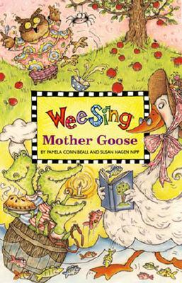 WEE SING MOTHER GOOSE(P W/CD) [ PAMELA CONN BEALL ]