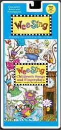WEE SING CHILDREN'S SONGS&FINGER(W/CD)(P