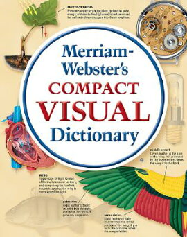 Merriam-Webster''s Compact Visual Dictionary