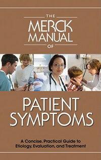 merck manual of patient symptoms by robert s porter