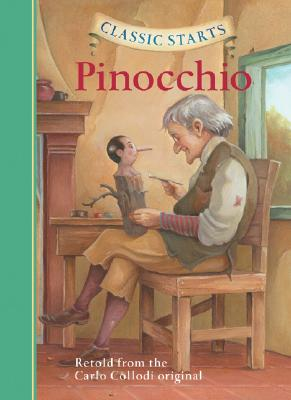 Pinocchio CLASSIC STARTS PINOCCHIO (Classic Starts) [ Grimm Brothers ]