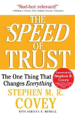 SPEED OF TRUST,THE(B)
