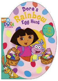 Dora��s_Rainbow_Egg_Hunt