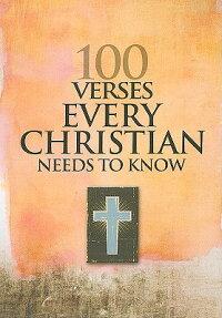 100_Verses_Every_Christian_Nee