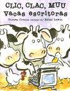 樂天商城 - Clic Clac Muu Vacas Escritoras SPA-CLIC CLAC MUU VACAS ES [ Doreen Cronin ]