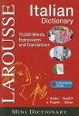Larousse Mini Dictionary: Italian-English / English-Italian ITA-LAROUSSE MINI DICT ITALIAN (Larousse Mini Dictionary)