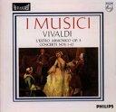 ヴィヴァルディ:協奏曲集op.3「調和の幻想」(全12曲)