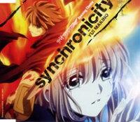 OAD『ツバサ TOKYO REVELATIONS』オープニングテーマ「synchronicity」
