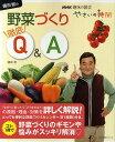 藤田智の野菜づくり徹底Q&A NHK趣味の園芸やさいの時間/藤田智【1000円以上送料無料】