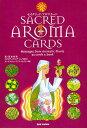 送料無料/セイクリッド・アロマカード Messages from Aromatic Plants 33 cards & book/夏秋裕美