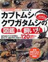 送料無料/カブトムシ・クワガタムシの図鑑&飼い方/藤原尚太郎