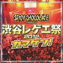 渋谷レゲエ祭2012 カマゲン!(DVD付)/SPICY CHOCOLATE【1000円以上送料無料】