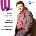 管弦乐 - ワーグナー:序曲、管弦楽曲集/ヤンソンス【1000円以上送料無料】
