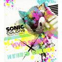 送料無料/SONIC COLORS ORIGINAL SOUNDTRACK ViViD SOUND×HYBRiD COLORS/ゲームミュージック