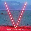 送料無料/V−ジャパン・スペシャル・エディション/マルーン5