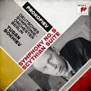 送料無料/プロコフィエフ:交響曲第5番&スキタイ組曲/ソヒエフ