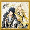 送料無料/2.5次元アイドル応援プロジェクト『ドリフェス!』 「ARRIVAL−KUROFUNE Sail Away−/君はミ・アモール」/KUROFUNE