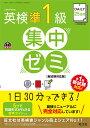 DAILY25日間英検準1級集中ゼミ 一次試験対策【1000円以上送料無料】
