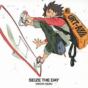 SEIZE THE DAY(初回限定盤)(DVD付)/尾崎裕哉【1000円以上送料無料】