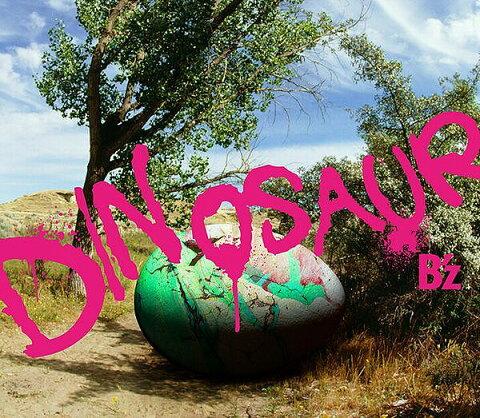 DINOSAUR(初回限定盤)(DVD付)/B'z【1000円以上送料無料】