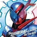 仮面ライダービルド テレビ主題歌「Be The One」/PANDORA【1000円以上送料無料】