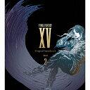 FINAL FANTASY XV Original Soundtrack Volume 2/ゲームミュージック【1000円以上送料無料】