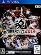 【中古】 プロ野球スピリッツ2014 /PSVITA 【中古】afb