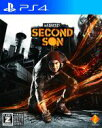 【中古】 inFAMOUS Second Son /PS4 【中古】afb