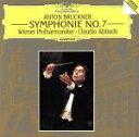Symphony - 【中古】 ブルックナー:交響曲第7番(SHM−CD) /アバド VPO 【中古】afb