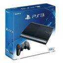 【中古】 PlayStation3:チャコール・ブラック(500GB)(CECH4300C) /本体