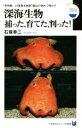 """【中古】 深海生物捕った、育てた、判った!  """"世界唯一の深海水族館""""館長が初めて明かす 小学館101ビジュアル新書/石垣幸二(著者) 【中古】afb"""