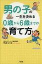 【中古】 男の子の一生を決める0歳から6歳までの育て方 /竹内エリカ(著者) 【中古】afb
