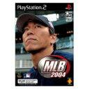【中古】 MLB 2004 /PS2 【中古】afb